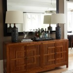 Lovely  Contemporary Bar in Dining Room Photos , Fabulous  Contemporary Bar In Dining Room Inspiration In Dining Room Category