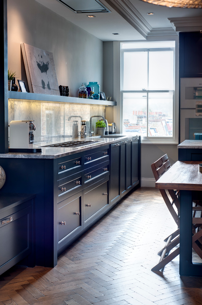 Kitchen , Lovely  Contemporary Blue Bahia Granite Countertops Image Ideas : Lovely  Contemporary Blue Bahia Granite Countertops Image Inspiration
