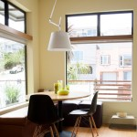 Lovely  Contemporary Breakfast Nook Stools Picture Ideas , Fabulous  Contemporary Breakfast Nook Stools Image Inspiration In Kitchen Category