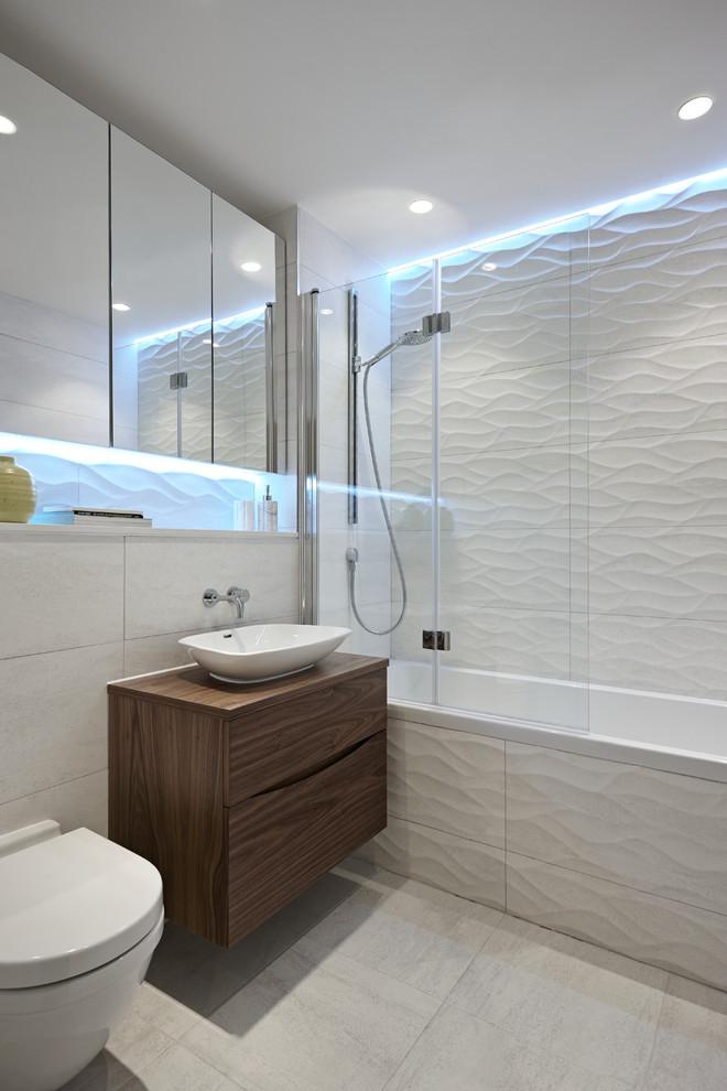 Bathroom , Breathtaking  Contemporary Christmas Bathroom Shower Curtains Photo Ideas : Lovely  Contemporary Christmas Bathroom Shower Curtains Picute