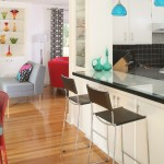 Lovely  Contemporary Dining Room Stools Image , Cool  Transitional Dining Room Stools Image In Living Room Category