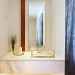 Lovely  Contemporary Floating Vanities for Small Bathrooms Inspiration , Wonderful  Contemporary Floating Vanities For Small Bathrooms Inspiration In Bathroom Category