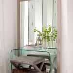 Lovely  Contemporary Glass Bar Cart Photos , Lovely  Eclectic Glass Bar Cart Ideas In Dining Room Category