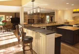 990x660px Wonderful  Contemporary Granite Countertops Appleton Wi Inspiration Picture in Kitchen