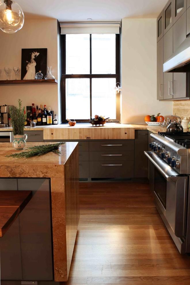 Kitchen , Gorgeous  Contemporary Ikea Oak Butcher Block Countertops Photos : Lovely  Contemporary Ikea Oak Butcher Block Countertops Picture Ideas