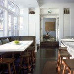 Lovely  Contemporary Kitchen Dining Benches Picture , Lovely  Contemporary Kitchen Dining Benches Image In Kitchen Category