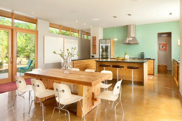 Kitchen , Lovely  Contemporary Kitchen Dinning Sets Picture Ideas : Lovely  Contemporary Kitchen Dinning Sets Photo Inspirations