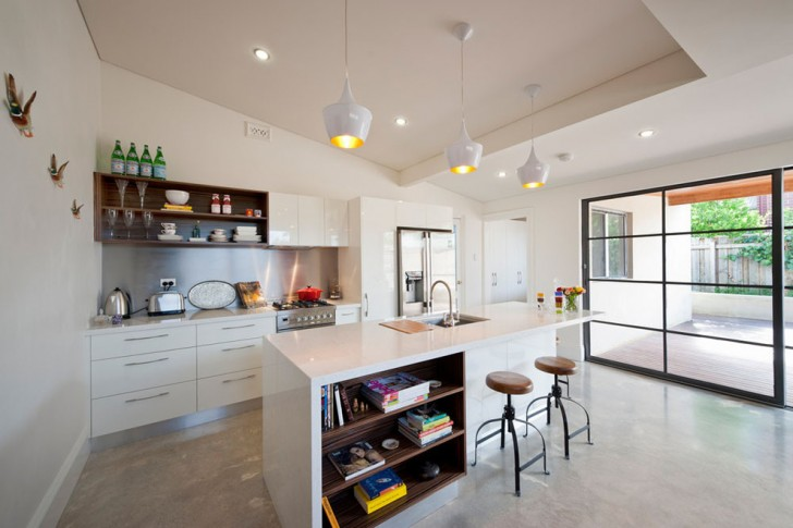 Kitchen , Lovely  Contemporary Large Kitchen Island Table Picture : Lovely  Contemporary Large Kitchen Island Table Image Ideas