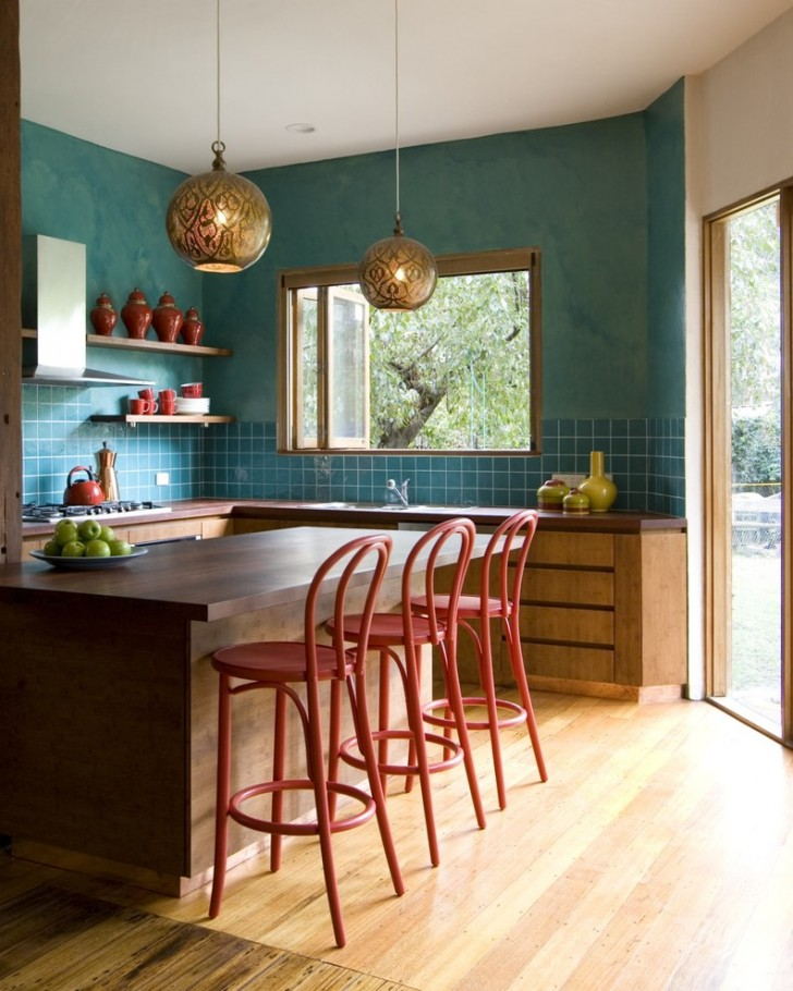 Kitchen , Beautiful  Contemporary Portable Kitchen Islands With Stools Ideas : Lovely  Contemporary Portable Kitchen Islands with Stools Photos
