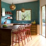 Lovely  Contemporary Red Kitchen Table and Chairs Ideas , Lovely  Eclectic Red Kitchen Table And Chairs Photo Ideas In Kitchen Category