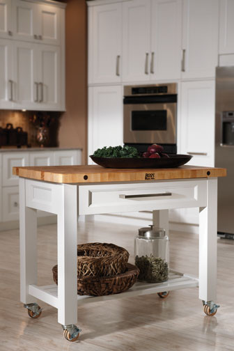 336x504px Cool  Contemporary Rolling Island Cart Image Ideas Picture in Kitchen