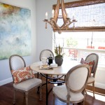Lovely  Contemporary Round Dining Room Table and Chairs Image Inspiration , Stunning  Contemporary Round Dining Room Table And Chairs Image In Dining Room Category