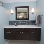Lovely  Contemporary Small Bathroom Vanities Home Depot Inspiration , Charming  Contemporary Small Bathroom Vanities Home Depot Photo Ideas In Bathroom Category