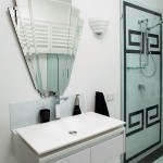 Lovely  Contemporary Small Bathroom Window Fan Picute , Awesome  Beach Style Small Bathroom Window Fan Photo Inspirations In Bathroom Category