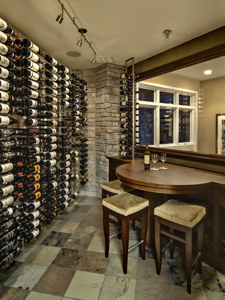 742x990px Breathtaking  Contemporary Table And Stools Sets Image Ideas Picture in Wine Cellar