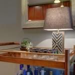 Lovely  Contemporary Wooden Bar Carts Inspiration , Lovely  Contemporary Wooden Bar Carts Picture In Dining Room Category