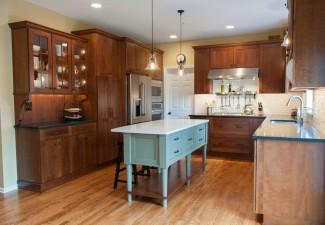 990x658px Breathtaking  Craftsman Furniture Style Kitchen Island Image Inspiration Picture in Kitchen
