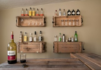 990x658px Gorgeous  Eclectic Bars For Kitchen Picture Ideas Picture in Family Room