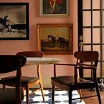 Lovely  Eclectic Glass Bar Cart Photos , Lovely  Eclectic Glass Bar Cart Ideas In Dining Room Category