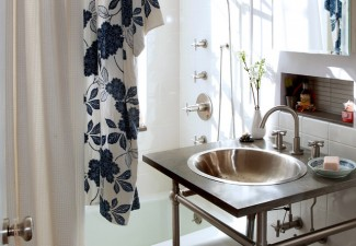 660x990px Lovely  Eclectic Ideas For Small Bathrooms Makeover Image Picture in Bathroom