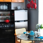 Lovely  Eclectic Small Kitchen Rack Ideas , Lovely  Eclectic Small Kitchen Rack Photo Ideas In Kitchen Category