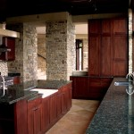 Lovely  Eclectic Verde Butterfly Granite Countertops Photos , Beautiful  Traditional Verde Butterfly Granite Countertops Image In Kitchen Category
