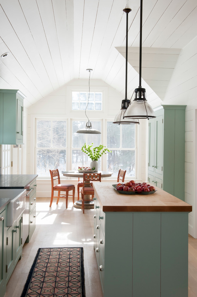 658x990px Fabulous  Farmhouse Baker Used Furniture Photo Ideas Picture in Kitchen