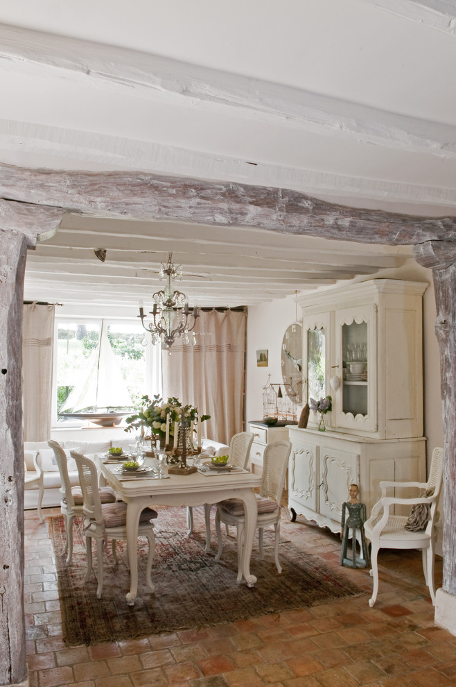 658x990px Wonderful  Farmhouse Dining China Image Ideas Picture in Dining Room