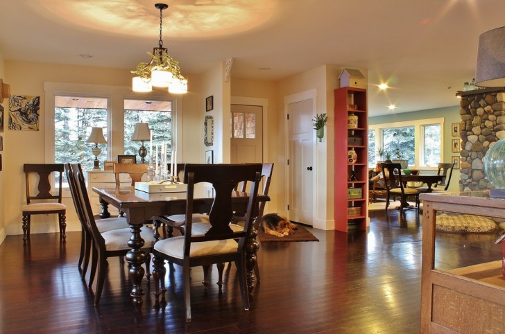 Dining Room , Awesome  Farmhouse Dining Room Tables With Chairs Image Ideas : Lovely  Farmhouse Dining Room Tables with Chairs Photos