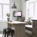 Lovely  Farmhouse Upholstered Kitchen Nooks Image Ideas , Beautiful  Contemporary Upholstered Kitchen Nooks Inspiration In Dining Room Category