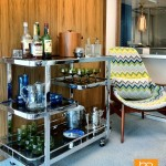 Lovely  Midcentury Cool Bar Carts Photo Inspirations , Stunning  Midcentury Cool Bar Carts Photo Inspirations In Spaces Category