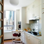Lovely  Midcentury Kitchen Rolling Shelves Ideas , Stunning  Contemporary Kitchen Rolling Shelves Picture In Spaces Category