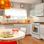 Lovely  Midcentury Milano Amber Laminate Countertop Image , Lovely  Traditional Milano Amber Laminate Countertop Picture In Kitchen Category