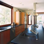 Lovely  Modern Galley Kitchen Makeover  Picute , Fabulous  Contemporary Galley Kitchen Makeover  Ideas In Kitchen Category