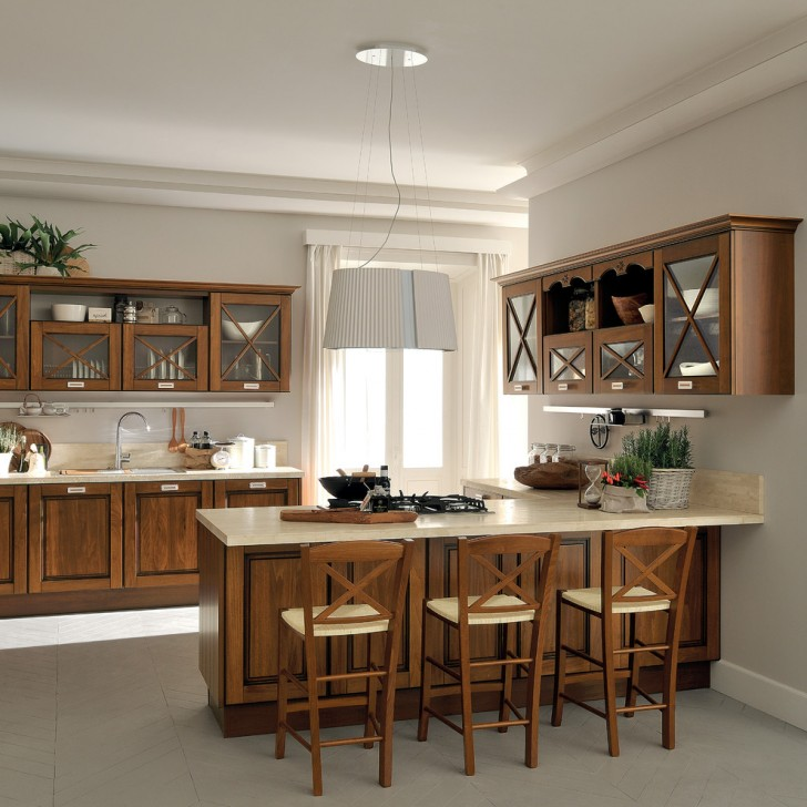 Kitchen , Breathtaking  Modern Idea Kitchen Cabinets Image Inspiration : Lovely  Modern Idea Kitchen Cabinets Picture