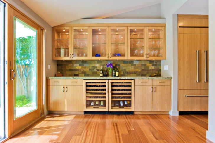 Kitchen , Awesome  Modern Kitchen Cabinets Idea Ideas : Lovely  Modern Kitchen Cabinets Idea Picture