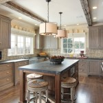 Lovely  Rustic Kitchen Island with Microwave Inspiration , Charming  Beach Style Kitchen Island With Microwave Picture Ideas In Kitchen Category