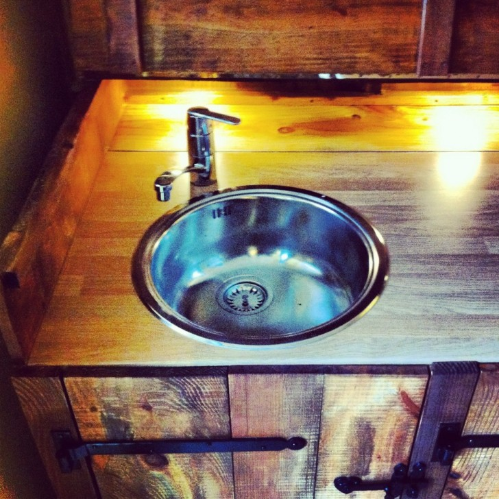 Kitchen , Breathtaking  Rustic Kitchenette Furniture Image Inspiration : Lovely  Rustic Kitchenette Furniture Inspiration