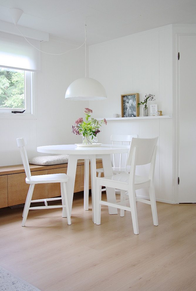 Dining Room , Breathtaking  Scandinavian Breakfast Nooks Sets Inspiration : Lovely  Scandinavian Breakfast Nooks Sets Image Inspiration