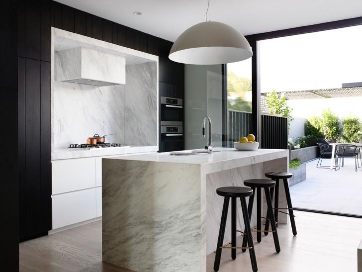 Kitchen , Gorgeous  Contemporary Connemara Marble Countertops Inspiration : Lovely  Scandinavian Connemara Marble Countertops Photo Ideas