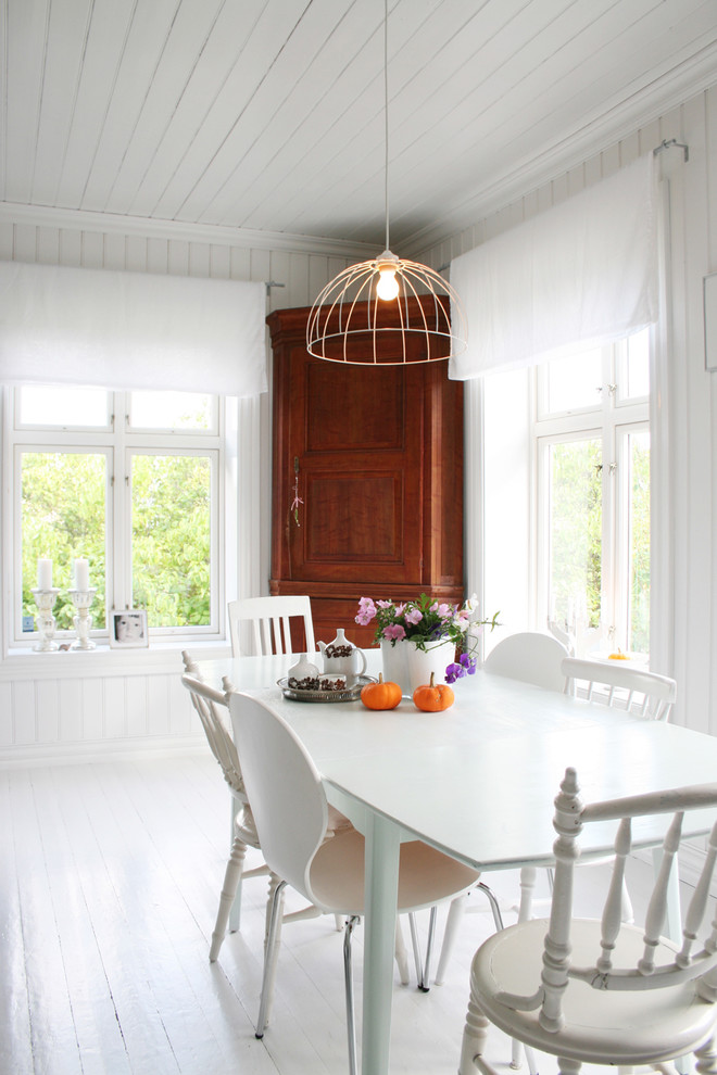 Dining Room , Wonderful  Scandinavian Country Kitchen Dining Sets Photo Ideas : Lovely  Scandinavian Country Kitchen Dining Sets Image