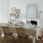 Lovely  Scandinavian Dinner Room Table Set Picture , Stunning  Eclectic Dinner Room Table Set Image Inspiration In Dining Room Category