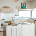 Lovely  Scandinavian Kitchen Movable Islands Photo Ideas , Breathtaking  Traditional Kitchen Movable Islands Ideas In Spaces Category