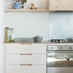 Lovely  Scandinavian Oak Kitchen Doors Inspiration , Fabulous  Contemporary Oak Kitchen Doors Photo Inspirations In Kitchen Category