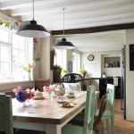 Kitchen , Breathtaking  Eclectic Ikea Kitchen Table Sets Photos : Lovely  Shabby Chic Ikea Kitchen Table Sets Ideas