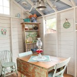 Lovely  Shabby Chic Small Kitchen Table for Two Image , Breathtaking  Contemporary Small Kitchen Table For Two Image Inspiration In Kitchen Category