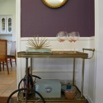 Lovely  Shabby Chic Vintage Bar Carts Photo Inspirations , Charming  Contemporary Vintage Bar Carts Inspiration In Spaces Category