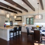 990x660px Lovely  Contemporary Wood Kitchen Cabinet Photo Inspirations Picture in Kitchen