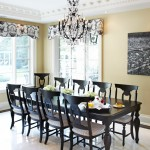 Lovely  Traditional Black Table Chairs Picture Ideas , Gorgeous  Traditional Black Table Chairs Photo Inspirations In Dining Room Category