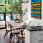 Lovely  Traditional Breakfast Nook Dining Table Image , Awesome  Modern Breakfast Nook Dining Table Picture Ideas In Dining Room Category